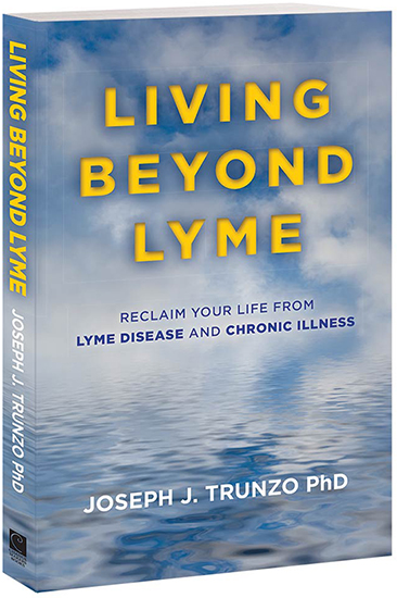 Living Beyond Lyme book cover